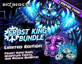 BioBeasts Frost King Bundle