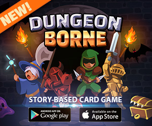 New DungeonBorne Game